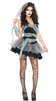 Look What i am getting (Dead Bride Horror Costume) by laurenforever101