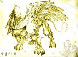 Eyrie or Griffon by theghan