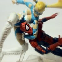 Spidey sense tingled by Dollwoman