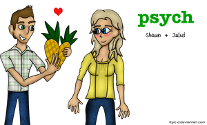 Our PINEAPPLE Love by Epic-D