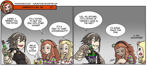 Gamergate life 68 by KukuruyoArt