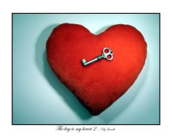 The key to my heart 2 by lexidh