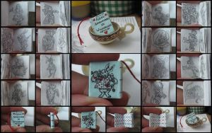 Wonderland in the Cup by Maylar