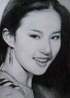 Crystal Liu Yifei Fan Arts5 by crystalliuyifei