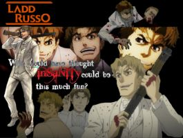 Ladd Russo Wallpaper by Stina8089