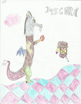 Discord and his world of Chaos by JosunTomoro