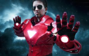 Iron Man MK VI - Shoot to Thrill by NeoCaptain