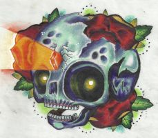 tattoo design ooo by Jonny-Mistfit