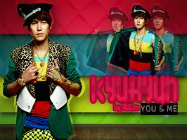 KYUHYUN MR SIMPLE BY ALE.M by DDLoveEditions