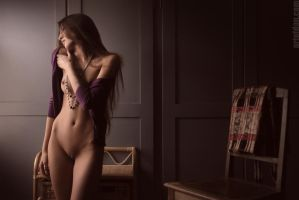 Purple by artofdan70