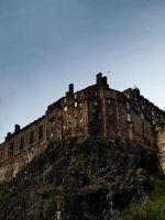 Edinburgh Castle 03 - Oct 11 by mszafran