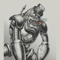 Mechanical Primate by DrSpazmo by Design-By-Humans