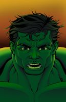 .....HULK..... by thelearningcurv