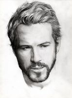 Ryan Reynolds by YannWeaponX