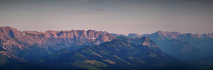 Allgaeu Alps panoramic 2 by acoresjo88