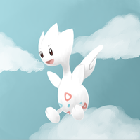 Togetic by Kimi-Celine