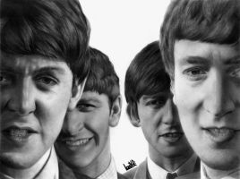 Beatles by LohranRocha