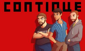 Continue? by CauseImDanJones
