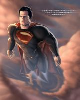Man of Steel by Joshi38