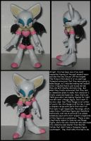 Rouge the Bat custom by Wakeangel2001