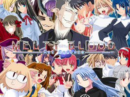 Melty Blood Arise by aznpikachu215