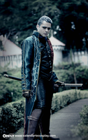 Vergil Devil May Cry 3 by Calendario-Cosplay