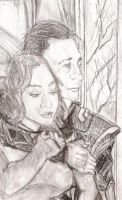 LokixDarcy Moment by Hellion-Kat