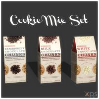 Cookie Mixe Set by KoDraCan