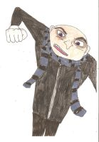 give gru his kids by Natashow