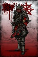 Heretic Warlord by Taurus-ChaosLord