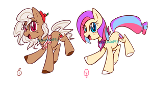 MLP theme adopts Auction: Sweets - Open by RenciAdopts
