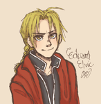 AT: Edward Elric by MikiMonster