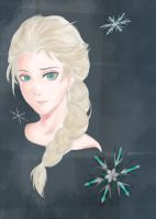 Elsa - Frozen by Zier2