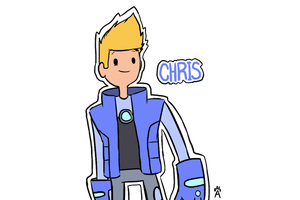 Chris by Driifting-Dream