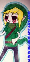 BEN drowned by ZOMBIE-RAWWRR