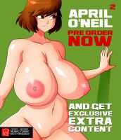 APRIL O'NEIL 02 PRE-ORDER AVAILABLE NOW!! :) by Witchking00