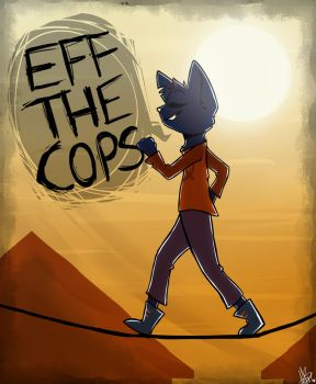The Mae Way by Friffin