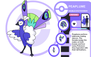 peaplume by Cerulebell