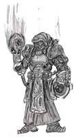 Brotherhood of Iron Warcaster by ShipMaster