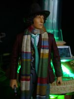 Custom Tom Baker Head by Police-Box-Traveler