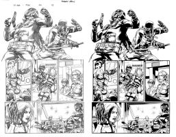 gi joe 26 page by juancastroinker