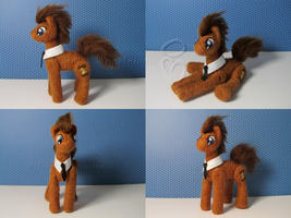Dr, Whooves by SztukaPopelniona