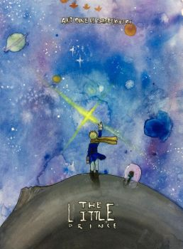 School Project: The Little Prince by Pioneer097