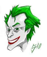 Joker by SINGLETON930
