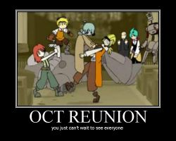 OCT Reunion by emoyumi