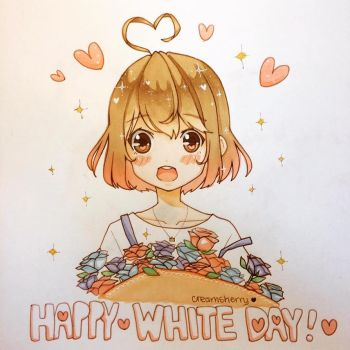 Happy White Day! by creamsherry
