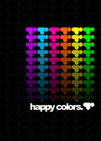 happy colors by halfbeast