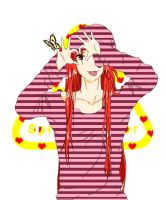 Tribute to hide- Eyes love you by Kata-Kyu