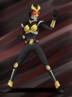 Kamen Rider Yet Another Agito by Kiva-la