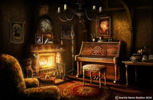 parlour by Ben-Andrews